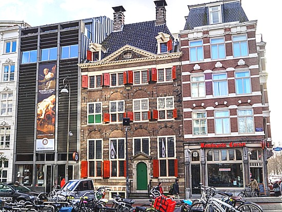 Rembrandt-House-Museum-in-Amsterdam